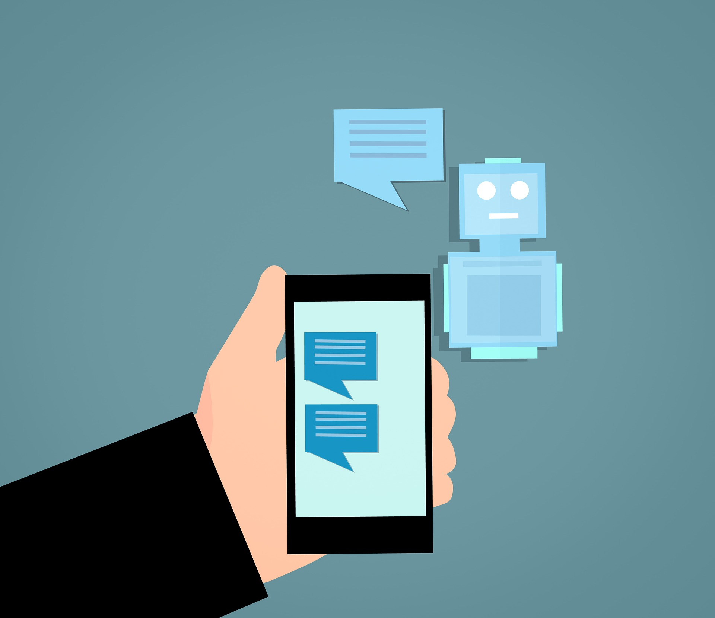 Social Bots – Technische Merkmale und Einsatzmöglichkeiten